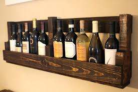 wall mounted wood wine rack dimension wall mounted wood wine glass holder