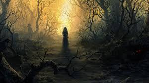 epic dark fantasy wallpaper photo