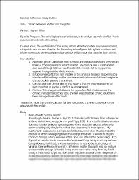 class reflection essay english class reflection essay