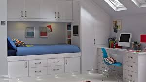 Image Bunk Beds Betta Living Cassia White Bedroom Fitted Bedrooms From Betta Living