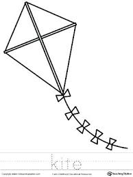 Free Printable Kite Template Printable Kite Template A Template Free Printable Kite Website