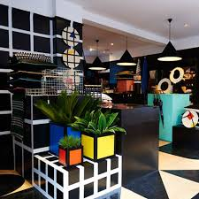 postmodern interior architecture. Postmodern Interior Design Style Postmodernism Is Back Welcome To Dezeens Pomo Summer Modern Colour Architecture R
