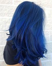 30 Best Sapphire Blue Hair Color