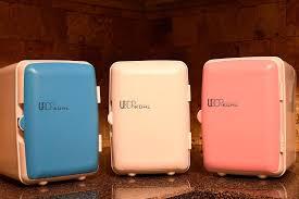 mini fridge for bedroom. uber appliance kuhl ub-kh1 6-can personal mini fridge- bedroom, office dorm fridge for bedroom