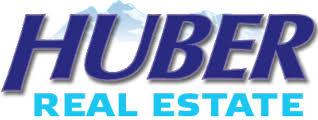 huber logo. huber-thomas properties, llc dba huber real estate logo