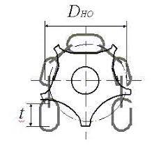 Реферат Конструкция блоков звёздочек и барабанов подъёмно  Конструкция блоков звёздочек и барабанов подъёмно транспортных машин