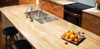 though less well known than granite marble or quartz travertine is a popular option for countertops that also has a long history including the creation