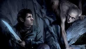 Zagadki - Zabaw się jak Bilbo Baggins z Gollumem w jaskini | sameQuizy