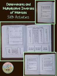 25 best Matrices images on Pinterest | Algebra 2, Apple and Apples