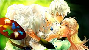 Cute Anime Couple Wallpaper - Most ...