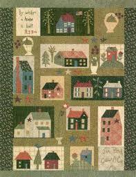 school house quilt block | DIY | Pinterest | House quilts, House ... & school house quilt block Adamdwight.com