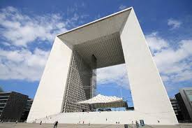great architecture buildings. Great-arch-of-defense From Architecture To Science Fiction - 93 Sci- Great Buildings