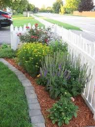 front yard budget small garden ideas