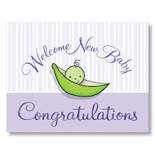 New Baby Congratulations Cards Welcome Baby Cards New Baby Birth Congratulations Cards