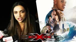 Deepika Padukone Vin Diesel s xXx To First Release In India YouTube
