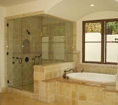 fancy glass shower door