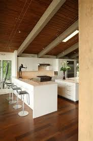 great ideas for lighting kitchens with sloped ceilings