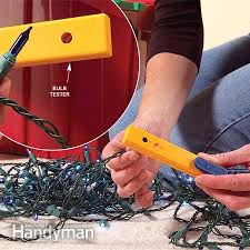 how to repair christmas tree lights the family handyman photo