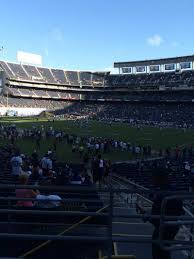Qualcomm Interactive Seating Chart Qualcomm Stadium Best Seats Mexican Food Market