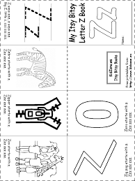 Z Phonics Worksheets | Homeshealth.info