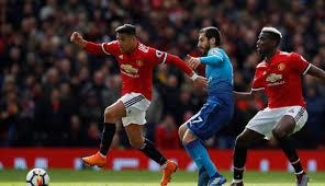 Manchester United Vs. Arsenal Con Alexis Sánchez: Goles, Resultado ...