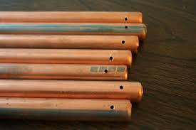 Homemade Wind Chimes Homemade Wind Chimes Copper Pipe Rocketshotz