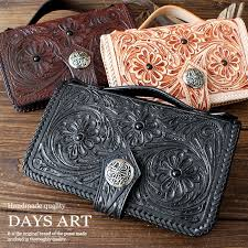 genuine leather saddle leather flower carving leather handbag onyx turquoise round fastener second bag cowhide silver