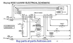 wiring diagrams and schematics appliantology tag mdb7160aww dishwasher schematic