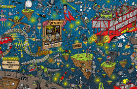 Download hidden objects puzzle games game directly without a google account, no registration, no login required. Where Is Droid Find Hidden Objects In Pictures And Solve The Puzzles Android Widget Center