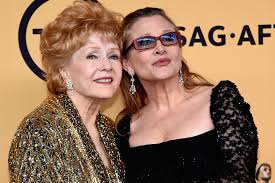 carrie fisher. Fine Fisher Modal Trigger Debbie Reynolds And Carrie Fisher  In H