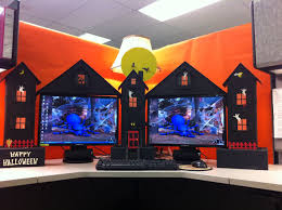 office halloween decorations. It\u0027s That Special Time Of The Year When You Need To Get Your Co-workers On Board With Halloween Office Decorations! Decorations H