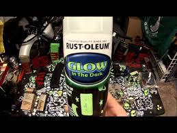 rust oleum glow in the dark paint flower pots. rust oleum glow in the dark paint flower pots