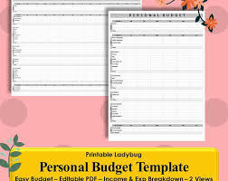 personal finance budget templates 25 unique monthly budget template ideas on pinterest free