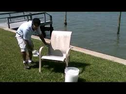 cleaning sling patio furniture from leaders casual furniture