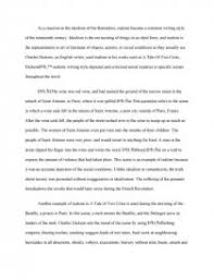 a tale of two cities dickens writing styles college essays zoom zoom