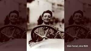 Sono solo alcuni degli italiani, che grazie alla loro indole di navigatori, hanno dato un grande contributo al mondo delle quattro ruote e non solo. Enzo Ferrari Created The Best Known Brand In History The Flg Story