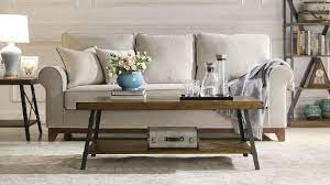 size coffee table for your space