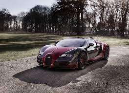 Production was limited to 30 units. Bugatti 16 4 Veyron Grand Sport Vitesse La Finale