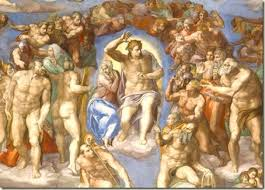Resultado de imagem para pintura da capela sistina