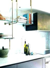 hanging glass shelves for bar hang loose shelf wall