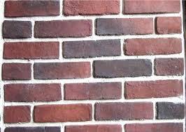 anti water outdoor fake brick wall covering painting exterior veneer faux basement ideas vene