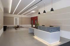 office reception decorating ideas. Office, Fascinating Office Reception Area Decor Ideas With Modern Pendant  Light And Floor Tiles: Office Reception Decorating Ideas