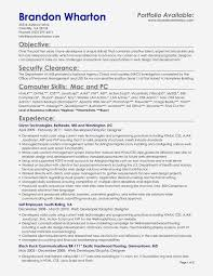 25 Examples Microsoft Word Resume Template 2007 Free Resume Sample