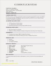 Sample Hobbies And Interests A Resume Beautiful Beautiful Resume