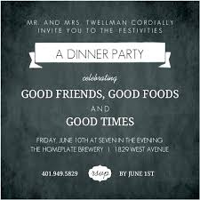 dinner party invites templates dinner party invitations templates chalkboard printable invitation