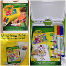Small Picture Creative Summer Activities Featuring CRAYOLA GIVEAWAY Young