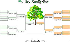 my family tree template blank family tree template simple format exquisite studiootb