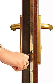 how to replace a euro cylinder in a upvc door