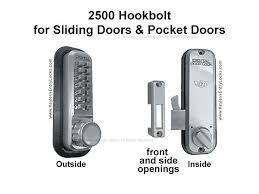 full image for lockey 2500 hookbolt lock for sliding pocket doors and gates andersen sliding patio