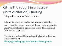 How To Cite A Quote In An Essay Directly quote essay Essay Academic Service ddpapercsdzdedup 77